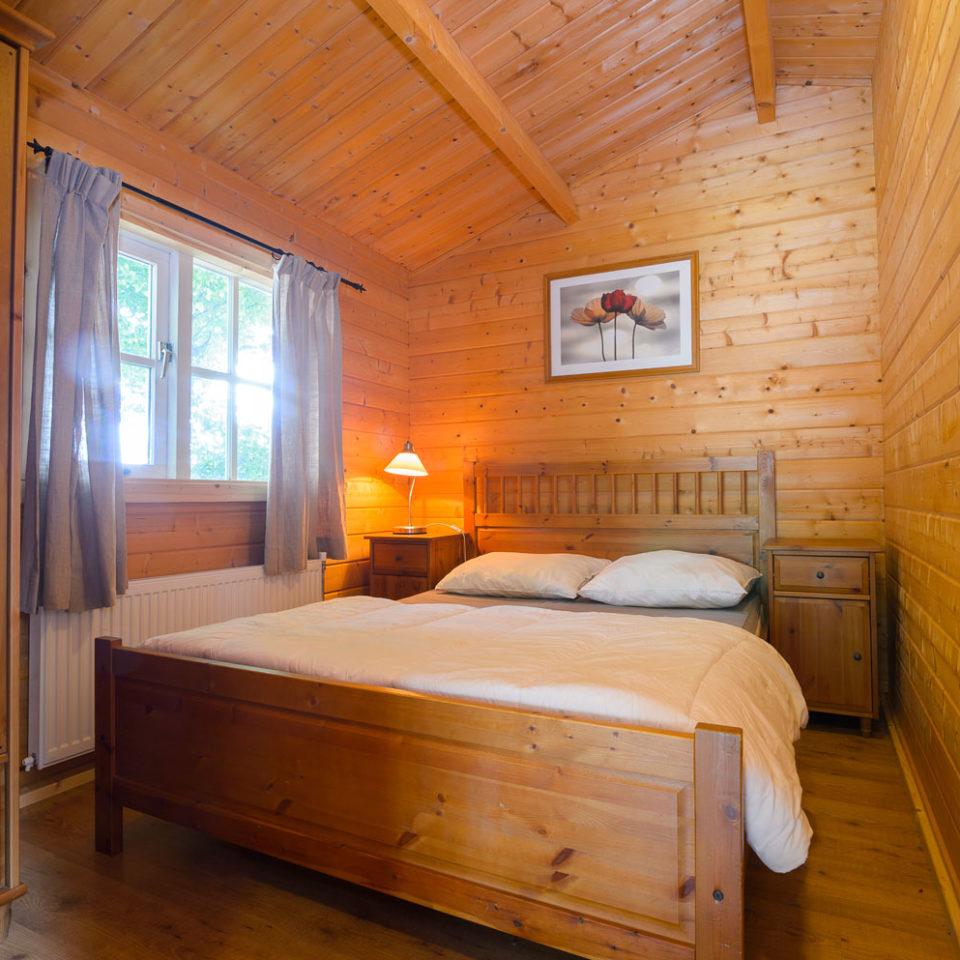 Slaapkamer van Chalet
