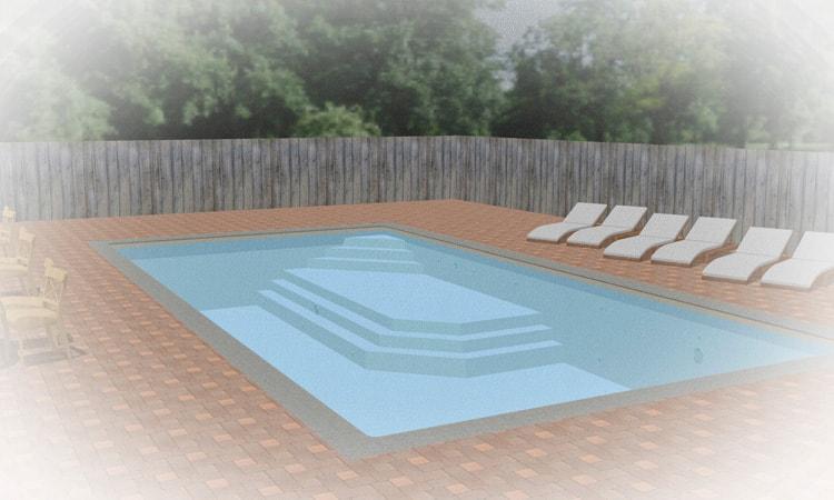 Nieuw zwembad voor op onze kindvriendelijke camping